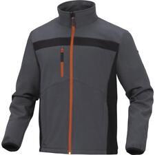 Delta Plus Panoply Lulea 2 Giacca Softshell Uomo giaccone Leggero Bianco o Grigio XL