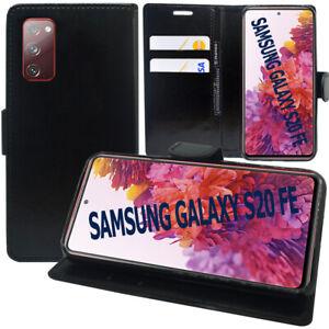 Étui Housse Portefeuille En Cuir Antichoc Samsung Galaxy S20 FE/ S20 FE 4G/ 5G