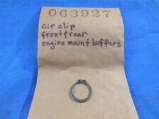 Norton 063927 NOS Circlip Front & Rear Engine Mount Buffers  N479