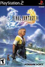 New listing Final Fantasy X (PlayStation 2, 2001)