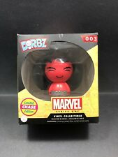 Red Hulk #003 Marvel Series One - CHASE Limited Edition RARE VAULTED Funko Dorbz