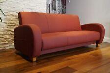 Echtleder 3 Sitzer Couch Schlaffunktion & Bettkasten Echt Leder Sofa Ledersofa