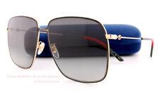 Gucci Urban GG 0394s Sunglasses 001 Gold 100 Authentic