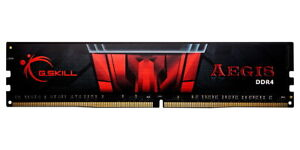 8GB G.Skill DDR4 Aegis 2133MHz PC4-17000 CL15 Single Desktop Memory Module