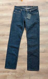 BALDESSARINI Jeans Herren Größe W34 L34 Blau Modell Jack blue rinse