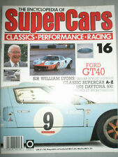 Encyclopedia of Super Cars 16 Ford GT40