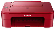 Canon Pixma TS3350 Inkjet All-in-One Drucker - Rot