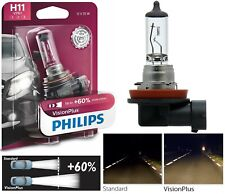 Philips VIsion Plus 60% H11 55W One Bulb Head Light Low Beam Replace Upgrade OE