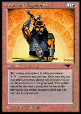 Dwarven Weaponsmith / Antiquities / Mtg Magic the Gathering