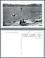CALIFORNIA Postcard - San Francisco, Lighthouse at The Golden Gate N35