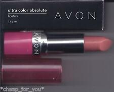 *~AVON~*ULTRA COLOR RICH ABSOLUTE LIPSTICK**PINK RENEWAL**NEW**