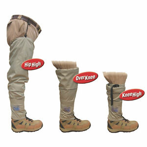 "Chota ""Hippies"" Convertible Hip Waders Fly Fishing Huntig Neoprene Sock"