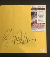 Lance Armstrong Signed Book Comeback 2.0 Tour De France JSA Autograph Cycling