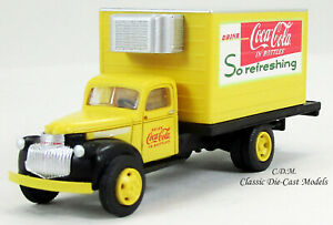 1946 Chevrolet Delivery Truck Coca Cola 1/87 HO Classic Metal Works 30596