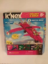 Knex Switch Wi 220 pieces Air Action series # 12182 sealed parts