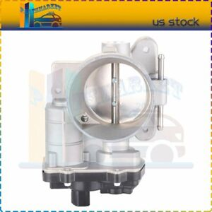 Throttle Body for Chevy Silverado 1500  5.3L 4.8L 6.0L 2003 2004 2005 2006 New