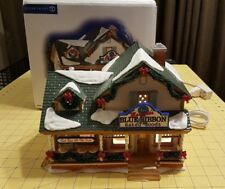 2008 Department Dept 56 Snow Village Marjorie's Blue Ribbon Baked Goods 805500