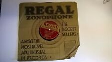 Cavan O'Connor Song O My Heart / The Rose Of Tralee 78 rpm Regal