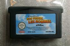 Nos Voisins Les Hommes - Edition Française - Nintendo Game Boy Advance GBA