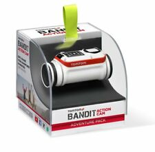 TomTom Bandit 4K ADVENTURE PACK - NEW COMPLETE INC ACCESSORIES 4K RRP £389