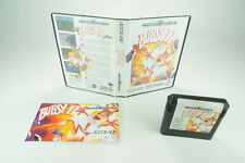 Sega Mega Drive *Bubsy II/ 2* OVP mit Anleitung