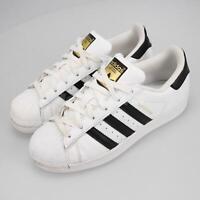 adidas Originals Superstar PRE-OWNED DEFECT White Men Women Unisex UK4 C77124