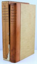 Travels of Lemuel Gulliver ~ Jonathan Swift ~ Limited Editions Club SIGNED 1929