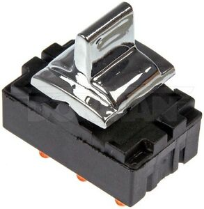 Dorman 901-310 Door Window Switch For Select 80-91 Ford Lincoln Mercury Models
