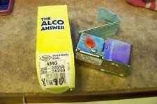 Alco Controls Solenoid Coil AMG 208-220/50 208-240/60