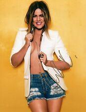 Khloe Kardashian Topless Wow Keeping Up With The Kardashian's Signed 8x10 COA