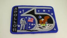 ECUSSON / PATCH APOLLO 11 THE EAGLE HAS LANDED 35th ANNIVERSARY TOP
