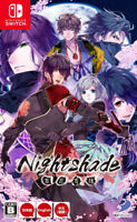 Nintendo Switch Nightshade Hyakka Hakuro Japan