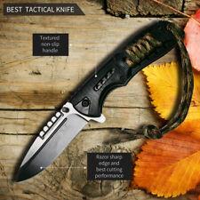 CROCBAIT MK1 Folding Pocket Knife Hunting Camping Fishing Survival Tactical