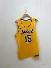 Nike NBA Los Angeles Lakers Men's Icon Jersey - XL - Yellow - Wagner 15 - New