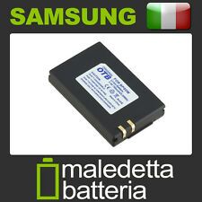 IA-BP80W Batteria Alta Qualità per Samsung VP VP-DX100 VP-DX100i VP-DX105i (DZ3)