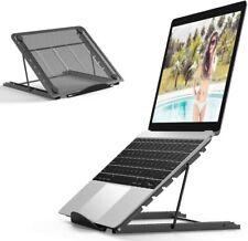 Universal &Adjustable Laptop Stand,Foldable Portable Ventilated  Laptop Holder