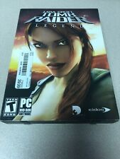 Lara Croft: Tomb Raider Legend and UnderWorld Bundle PC TESTED Complete