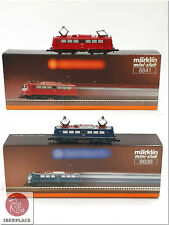 Z 1:220 escala Märklin mini-club trenes locomotora locomotive Set 8841 + 8839 <
