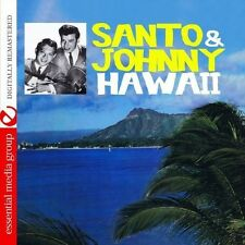 Santo & Johnny - Hawaii [New CD] Manufactured On Demand
