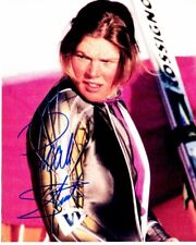 Picabo Street Signed - Autographed Olympic Alpine Ski Racer 8x10 inch Photo