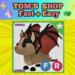 🦇 BAT DRAGON (FR) 🦇 Adopt Me - Roblox with Fly Ride Legendary virtual pet