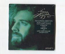 Kenny Loggins SEALED 3-inch-CD-Maxi I 'm gonna miss you full length ver +3 © 1988