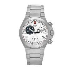 Victorinox Swiss Army Convoy Chronograph Titanium Mens Watch 241161 new