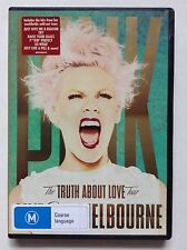 Pink The Truth About Love Tour Live From Melbourne DVD 2013