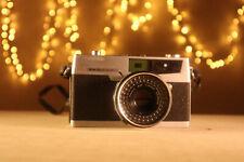 PETRI 7S - Fixed Petri 45mm f2.8 - 35mm Rangefinder camera - TESTED - WORKING
