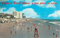 Postcard Daytona Beach Posted 1981
