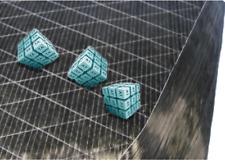 5 lfm Carbongelege UD 100g/m² Breite 50 cm Carbongewebe Bootsbau, Modellbau CFK