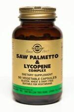 Saw Palmetto & Lycopene Complex Solgar 50 VCaps
