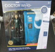 """DOCTOR WHO """" THE 2 ND DOCTOR AND TARDIS,THE WAR GAMES EPISODE """" UNOPENED SET"""