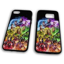Avengers Infinity War II Marvel Universe Thor Iron Man TPU Phone Case Cover